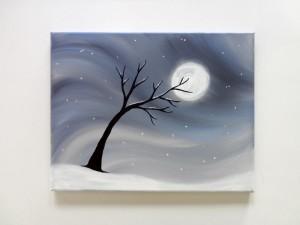 L - Winter Moon