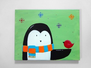 penguins-new-friend