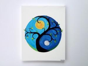 Day Night Yin Yang