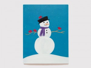 snowman-and-friends