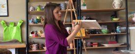 Teaching Painting Classes
