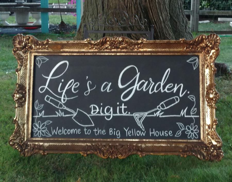 Life's a Garden
